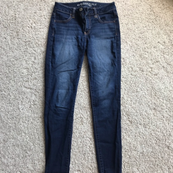 American Eagle Outfitters Denim - American Eagle high rise jeans